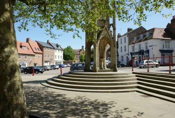 Market Square Daventry 3
