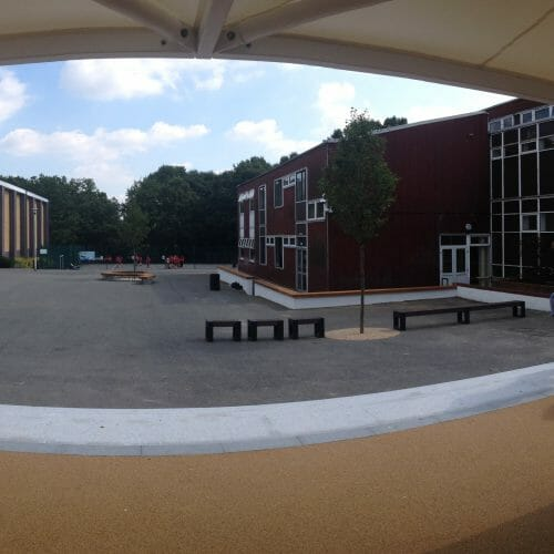 Vyners School Panoramic 2