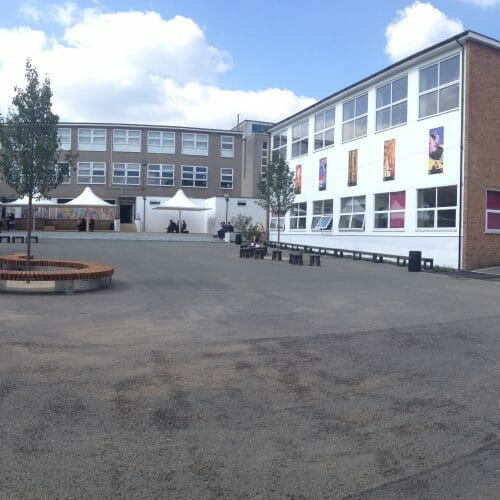 Vyners School Panoramic 3